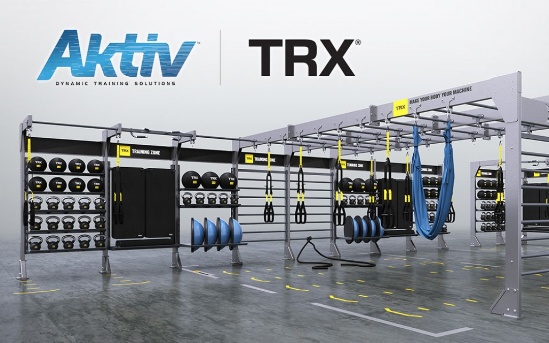 TRX® and Aktiv Solutions Announce Joint Venture To Develop Functional Training Ecosystems For Commercial Facilities