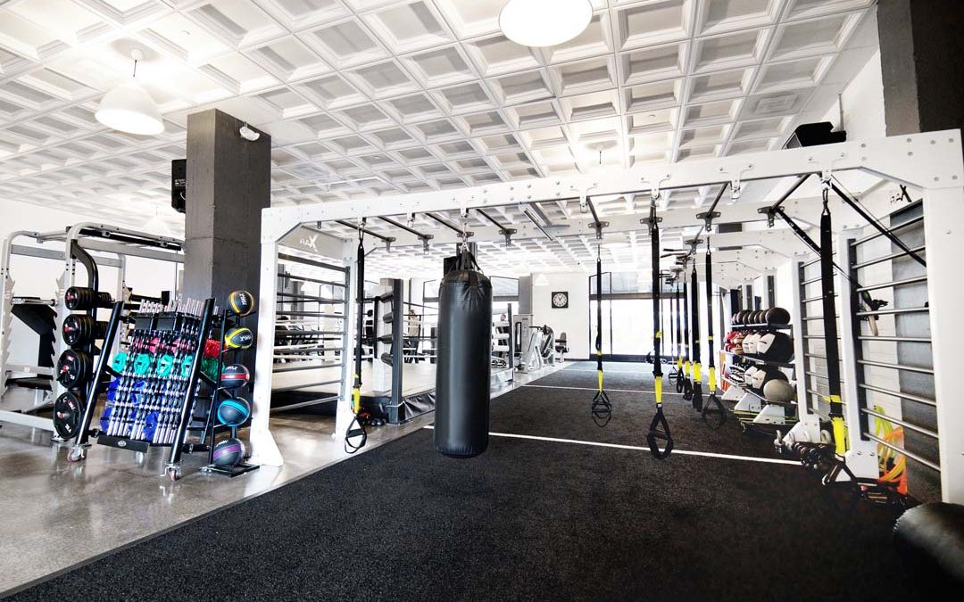 Featured Gym Design | D & I Fitness